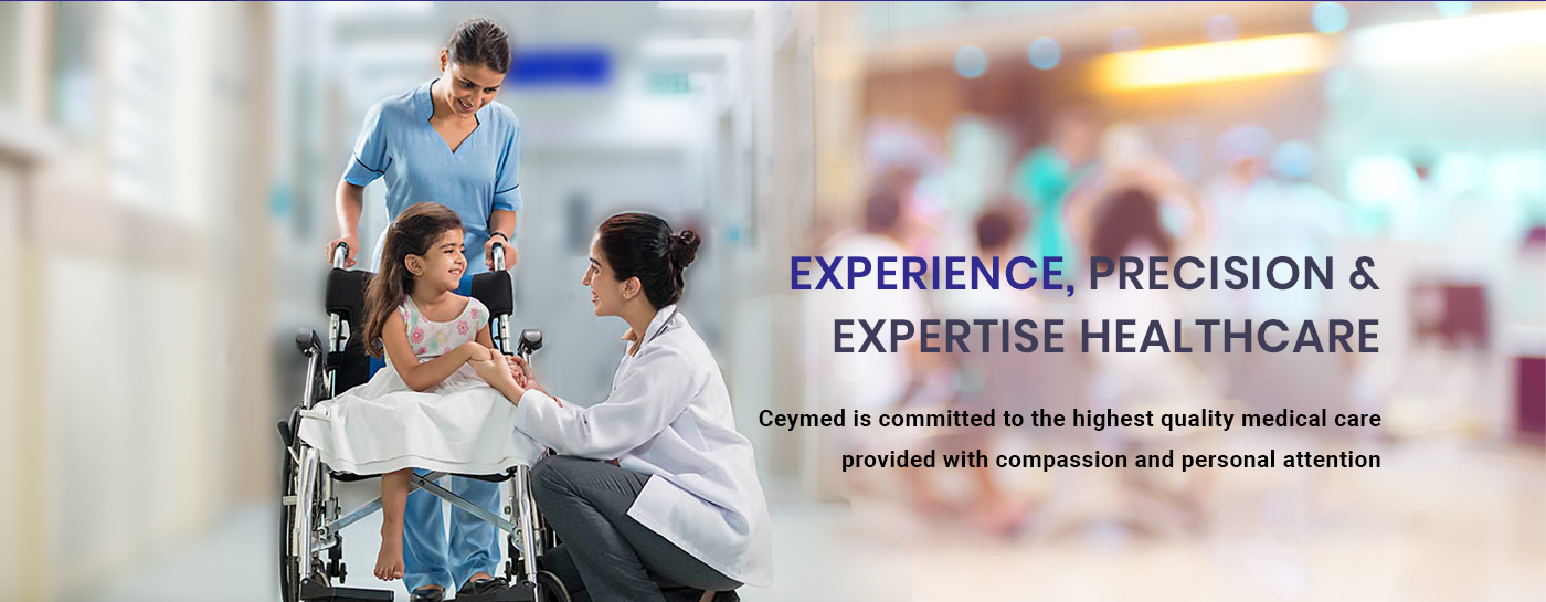 Ceymed Health Care Services in Sri Lanka
